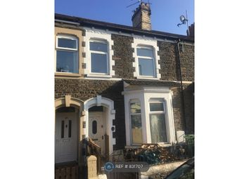 Thumbnail 5 bed terraced house to rent in Redlaver Street, Cardiff
