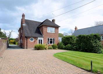 Thumbnail 4 bed detached house for sale in By Pass Road, Gobowen, Oswestry