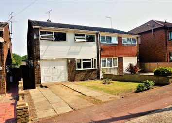 Thumbnail 4 bed semi-detached house for sale in Eastwood Old Road, Leigh-On-Sea