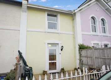 Thumbnail 2 bed terraced house to rent in Daddyhole Plain, Torquay