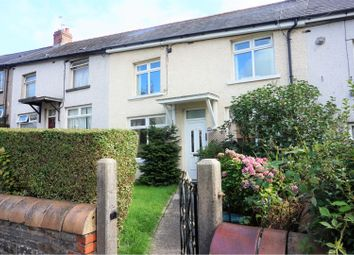 Thumbnail 3 bed terraced house for sale in Britannia Terrace, Blackwood
