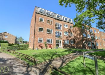 Thumbnail 2 bed flat for sale in Kestrel Court, Ware
