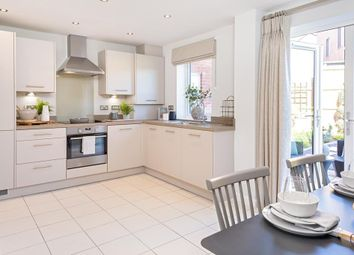 "Thumbnail 3 bedroom semi-detached house for sale in ""Maidstone"" at Lake Road, Hamworthy, Poole"