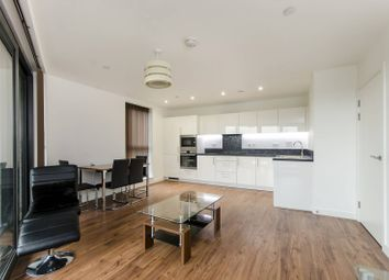 Thumbnail 2 bed flat to rent in Kingfisher Heights, Royal Docks