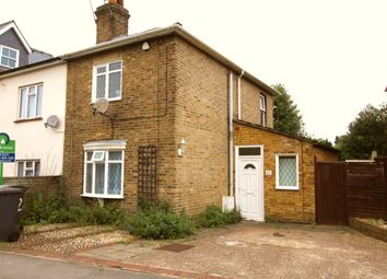 Thumbnail 5 bed detached house to rent in Rusham Road, Egham