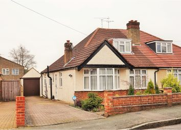Thumbnail 3 bed bungalow for sale in York Road, South Croydon