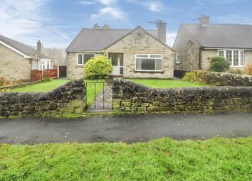 Thumbnail 3 bed detached bungalow for sale in Waterfall Lane, Waterhouses, Staffordshire