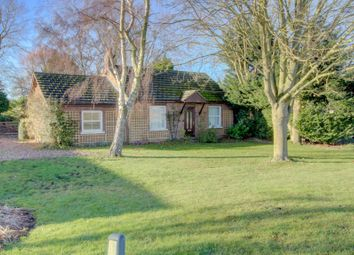 Thumbnail 3 bed bungalow for sale in Padgetts Road, Christchurch, Wisbech