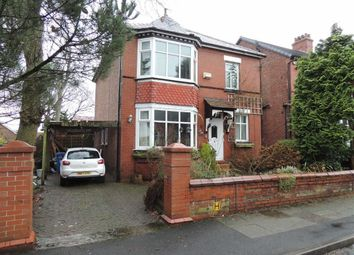 Thumbnail 3 bed detached house for sale in Wellfield Road, Offerton, Stockport