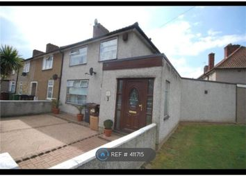 Thumbnail 3 bed end terrace house to rent in Keppel Road, Dagenham