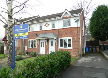 Thumbnail 2 bedroom semi-detached house to rent in Courtyard Drive, Worsley, Manchester