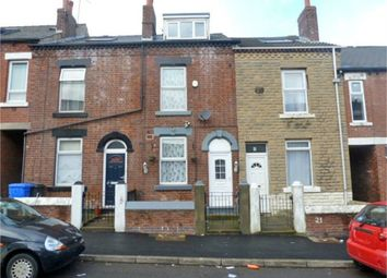 Thumbnail 3 bed terraced house for sale in Clipstone Road, Sheffield, South Yorkshire