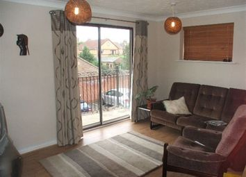 Thumbnail 2 bed flat to rent in Oaklands, City Centre, Peterborough