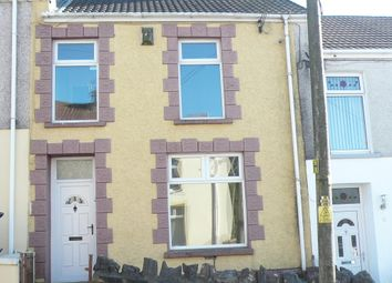 Thumbnail 4 bed terraced house to rent in Morlais Street, Dowlais, Merthyr Tydfil