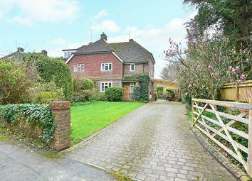 Thumbnail 3 bed semi-detached house for sale in Old Guildford Road, Broadbridge Heath, Horsham