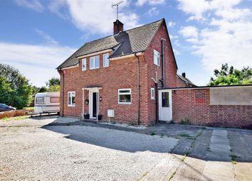 Thumbnail 3 bed detached house for sale in Wick Farm Road, Wick, Littlehampton, West Sussex