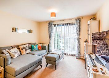 Thumbnail 1 bed flat for sale in Alderney Street, Nottingham