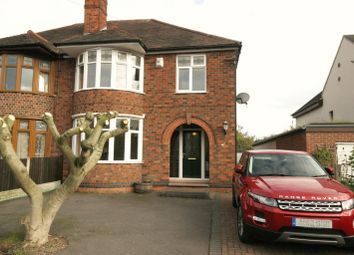 3 bed semi-detached house to rent in Thornhill Road, Derby DE22