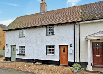 Thumbnail 2 bed terraced house for sale in St. Michaels Lane, Longstanton, Cambridge