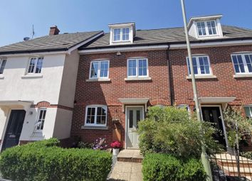 Thumbnail 4 bed town house for sale in Princess Louise Square, Alton