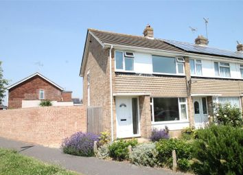 Thumbnail 3 bed end terrace house for sale in Homefield Close, Rustington, West Sussex