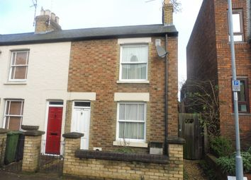 Thumbnail 2 bedroom end terrace house for sale in Alma Road, Peterborough