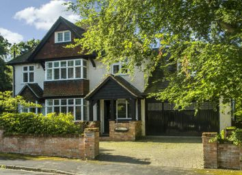Thumbnail 6 bed detached house to rent in Heathside Park Road, Woking