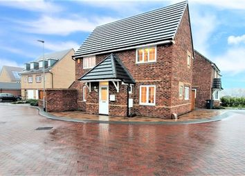 Thumbnail 3 bed detached house for sale in Matlock Way, Waverley, Rotherham
