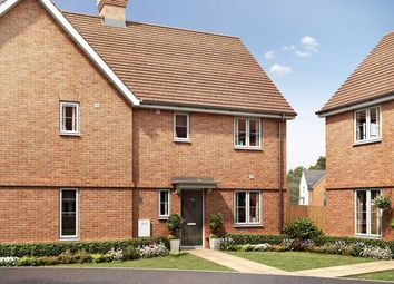 "Thumbnail 3 bed semi-detached house for sale in ""The Elliot"" at Millpond Lane, Faygate, Horsham"