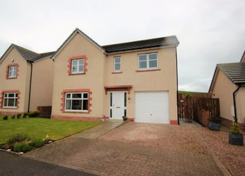 Thumbnail 4 bed detached house for sale in West Park, Inverbervie