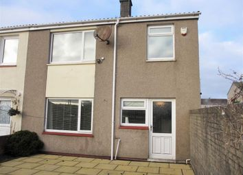 Thumbnail 2 bed terraced house to rent in Fell View Walk, Workington
