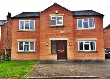 Thumbnail 4 bed detached house for sale in Common End, Etwall, Derby