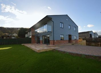Thumbnail 4 bed barn conversion for sale in Towerhead, Banwell