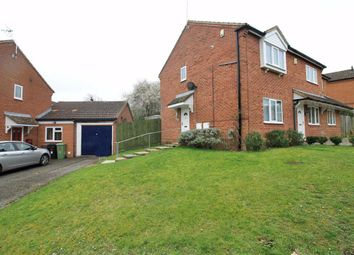 Thumbnail 2 bedroom semi-detached house for sale in Attingham Hill, Great Holm, Milton Keynes