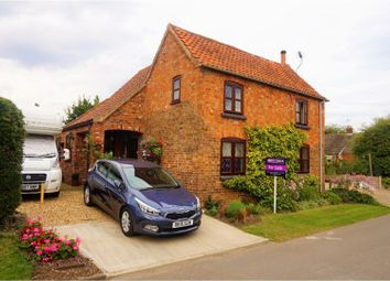 Thumbnail 3 bed detached house for sale in Chapel Lane, Little Hale, Sleaford