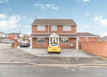 Thumbnail 3 bedroom detached house for sale in Roundhills Road, Hurst Green, Halesowen