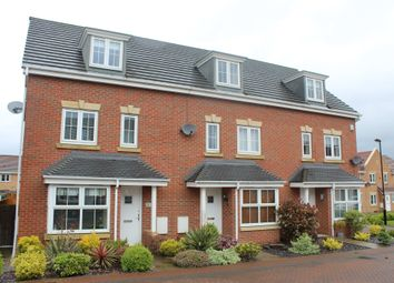 Thumbnail 4 bedroom end terrace house for sale in Doveholes Drive, Handsworth, Sheffield