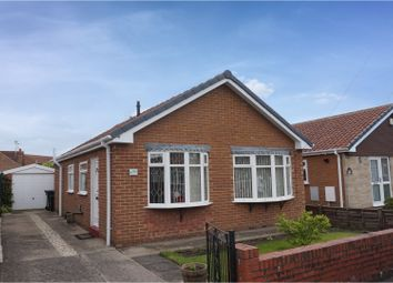 Thumbnail 2 bed detached bungalow for sale in Whitethorn Close, York