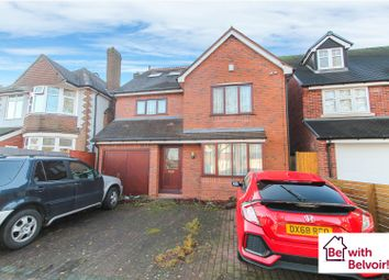 4 bed detached house for sale in Queens Road, Sedgley, Dudley DY3
