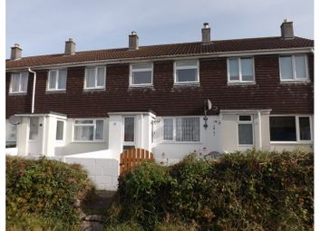 Thumbnail 2 bed terraced house for sale in Polwheal Road, Tolvaddon, Camborne