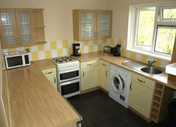 Thumbnail 1 bed flat to rent in Wyemead Crescent, London