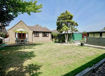 Thumbnail 3 bed detached bungalow for sale in Fairfield, Sutton, Ely, Cambridgeshire