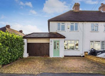 2 bed semi-detached house for sale in Beeches Road, Sutton SM3