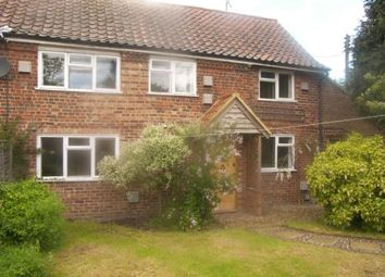Thumbnail 3 bedroom semi-detached house for sale in Morton On The Hill, Norwich, Norfolk