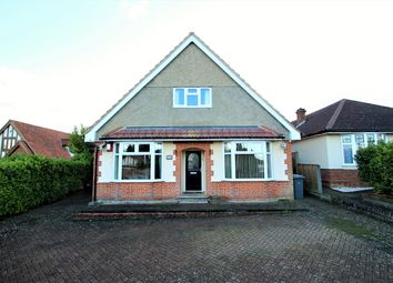 Thumbnail 5 bed detached bungalow for sale in Foxhall Road, Ipswich