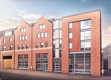 Thumbnail 1 bed flat for sale in Tenby House, St George's Urban Village, Carver Street, Jewellery Quarter