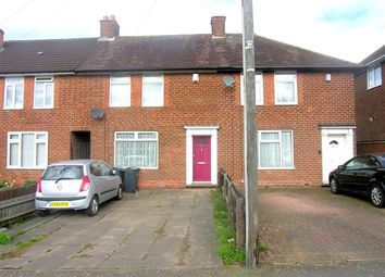 Thumbnail 3 bed terraced house for sale in Audley Road, Birmingham