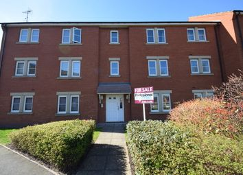 Thumbnail 2 bedroom flat for sale in Welland Road, Hilton, Derby