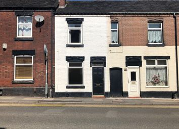 Thumbnail 2 bed terraced house to rent in Grove Road, Stoke On Trent
