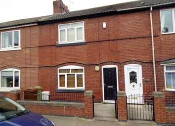 Thumbnail 2 bed terraced house to rent in Cambridge Street, South Elmsall